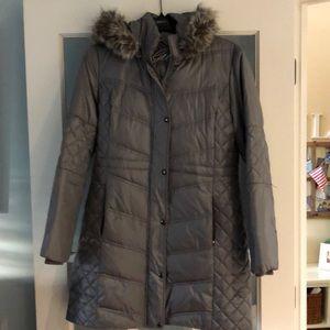 Warm and cozy winter coat